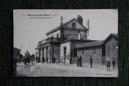 BEAUMONT SUR OISE - La Gare De PERSAN BEAUMONT - Beaumont Sur Oise