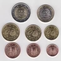 ESPAÑA  /  SPAIN   2.013  2013  SC/UNC Set  8 MONEDAS/COINS   T-DL-10.370 - España