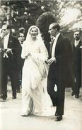 MARIAGE DU COMTE DE PARIS - Carte Photo - Familles Royales