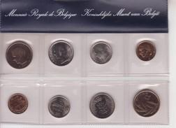 Set De Monnaies FDC 1981 - 1951-1993: Baudouin I