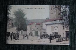 Saint Pons De Thomières - Place Du Foirail. - Saint-Pons-de-Thomières