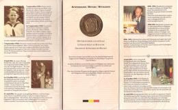 Baudouin - Médaille Commémorative 1930 - 1993 - Medals