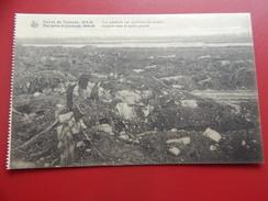 MILITARIA - DIKSMUIDE - DIXMUDE  - Ruïnes - 1914-18 - Vue Générale Des Positions De Combat - Guerra 1914-18