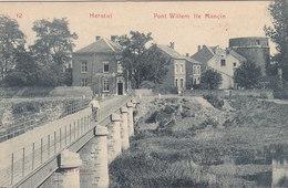 Herstal - Pont Willem Ile Monçin (E. Dumont, Animée) - Herstal