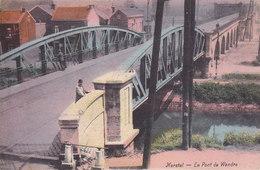 Herstal - Le Pont De Wandre (animée, Colorisée, Maison Gérard, 1928) - Herstal