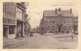Herstal - Maison Communale (animée, Oldtimer) - Herstal