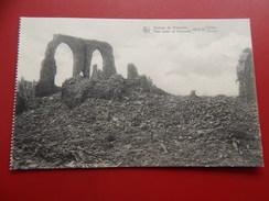 MILITARIA - DIKSMUIDE - DIXMUDE  - Ruïnes - 1914-18 -   L' Eglise - Guerre 1914-18