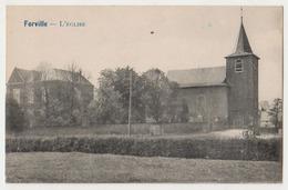 Cpa Forville - Fernelmont