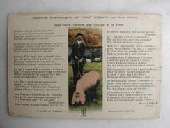 SCENES ET TYPES - Monologues Humoristiques En Patois Normand Par Henri Ermice -Jean-Pierre Raconte Son Voyage à La Foire - Humour