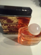 Miniature Parfum Opium - Miniatures Femmes (avec Boite)