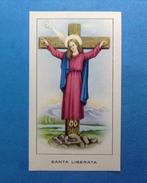 Santino - Holy Card - Santa Liberata - Santini