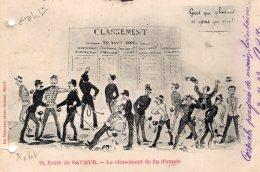 B30400 école De  Saumur - Non Classés