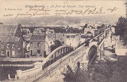 Herstal - Pont De Wandre (vue Latérale) Animée, Attelage, E. Dumont, 1906) - Herstal
