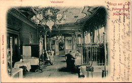 """Gruss Aus """"Café Hohenzollern"""" - MAGDEBURG - Etat - Magdeburg"""
