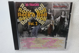 "CD ""20 Milestones Of Rock´n Roll"" Vol. 2 - Hit-Compilations"