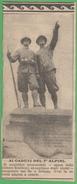 7° Alpini Al Nuovo Monumento Di Belluno  1926 - Books, Magazines, Comics