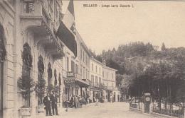 Italie - Bellagio - Lungo Lario Umberto I - Banque Bank - Kodak - Bascule Pèse-Personnes - Como