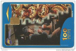 F.Y.R.O.M. Macedonia Phonecard With Chip 1999. - Macedonië