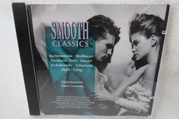 """CD """"Smooth Classics"""" Klavierkonzerte Rachmaninow, Beethoven - Klassik"""