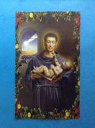 Santino - Holy Card - S. Antonio Di Padova - Santini