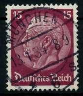 3. REICH 1933 Nr 488 Zentrisch Gestempelt X784D6A - Gebraucht