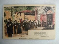 SCENES ET TYPES - En Auvergne - Une Noce De Chez Nous - Noces