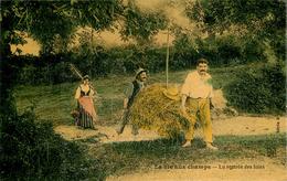 Agriculture - La Vie Aux Champs - La Rentrée Des Foins - état - Agriculture