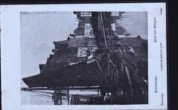 BRUXELLES 1900 QUAI AUX BRIQUES - Transport (sea) - Harbour