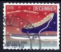 Nederland 2016, Netherlands, Niederlande, Pays-Bas, Holland, December, Kerstzegel, Christmas, Noel, Mi 3540 - Gebruikt