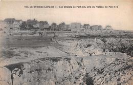 LE CROISIC -  Les Chalets De Port Lin ,pris Du Plateau De Pen Avé ( Chapeau 124) - Le Croisic