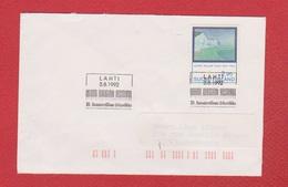 Finlande  --  Env 3/8/1992 - Cartas