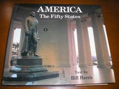 AMERICA THE FIFTY STATES / BILL HARRIS - Culture