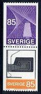 SWEDEN 1974 Industries Pair MNH / **.  Michel 864-65 - Suède