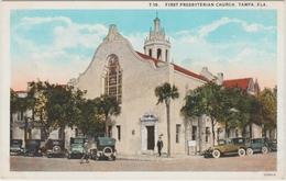 TAMPA - FIRST PRESBYTERIAN CHURCH - Tampa