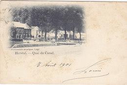 Herstal - Quai Du Canal (publications Artistiques, 1901) - Herstal