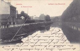 Herstal - Le Canal Liège-Maestricht (E. Dumont, Animée, 1909) - Herstal