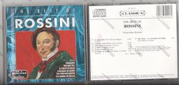 CD THE BEST OF ROSSINI - - Classica