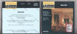 CD LE GRANDI EPOCHE - BRAHMS - - Classica