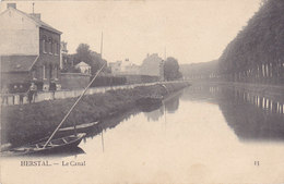 Herstal - Le Canal (animée) - Herstal