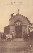 Pontisse-Herstal - La Petite Chapelle De Notre Dame De Bon Secours (animée, Photo Nélissen) - Herstal