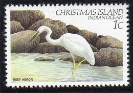 CHRISTMAS ISLAND - 1982 1c DEFINITIVE BIRD STAMP FINE MNH ** SG 152 - Christmas Island