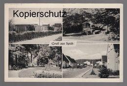ALTE POSTKARTE GRUSS AUS SPICH Troisdorf Cpa AK Postcard Ansichtskarte - Troisdorf