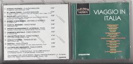 CD VIAGGIO IN ITALIA  - BAGLIONI DALLA VENDITTI ROSSI POOH CONCATO FOSSATI DE SIO CONTE - - Musicals