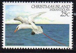 CHRISTMAS ISLAND - 1982 25c DEFINITIVE BIRD STAMP FINE MNH ** SG 158 - Christmas Island