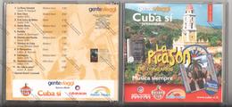 CD LA PICASOA LOS TRINITARIOS MUSICA SIEMPRE  - CUBA - - Musiche Del Mondo
