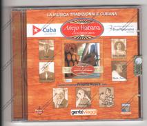 CD MUSICA TRADIZIONALE CUBANA - ANEJO HABANA - SIGILLATO - - Musiche Del Mondo
