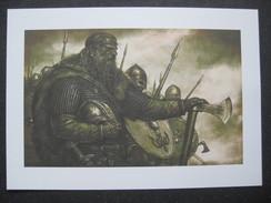 Dessin De Viking  & - Dokumente
