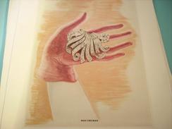 ANCIENNE PUBLICITE BIJOUX  BOUCHERON  1947 - Gioielli & Orologeria