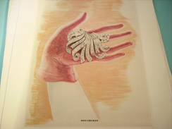 ANCIENNE PUBLICITE BIJOUX  BOUCHERON  1947 - Bijoux & Horlogerie