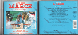 CD LE PIU' BELLE MARCE DI TUTTI I TEMPI - - Country & Folk